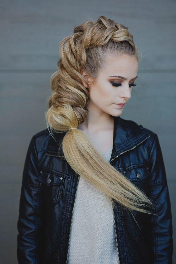 Kako ojacati plavu kosu