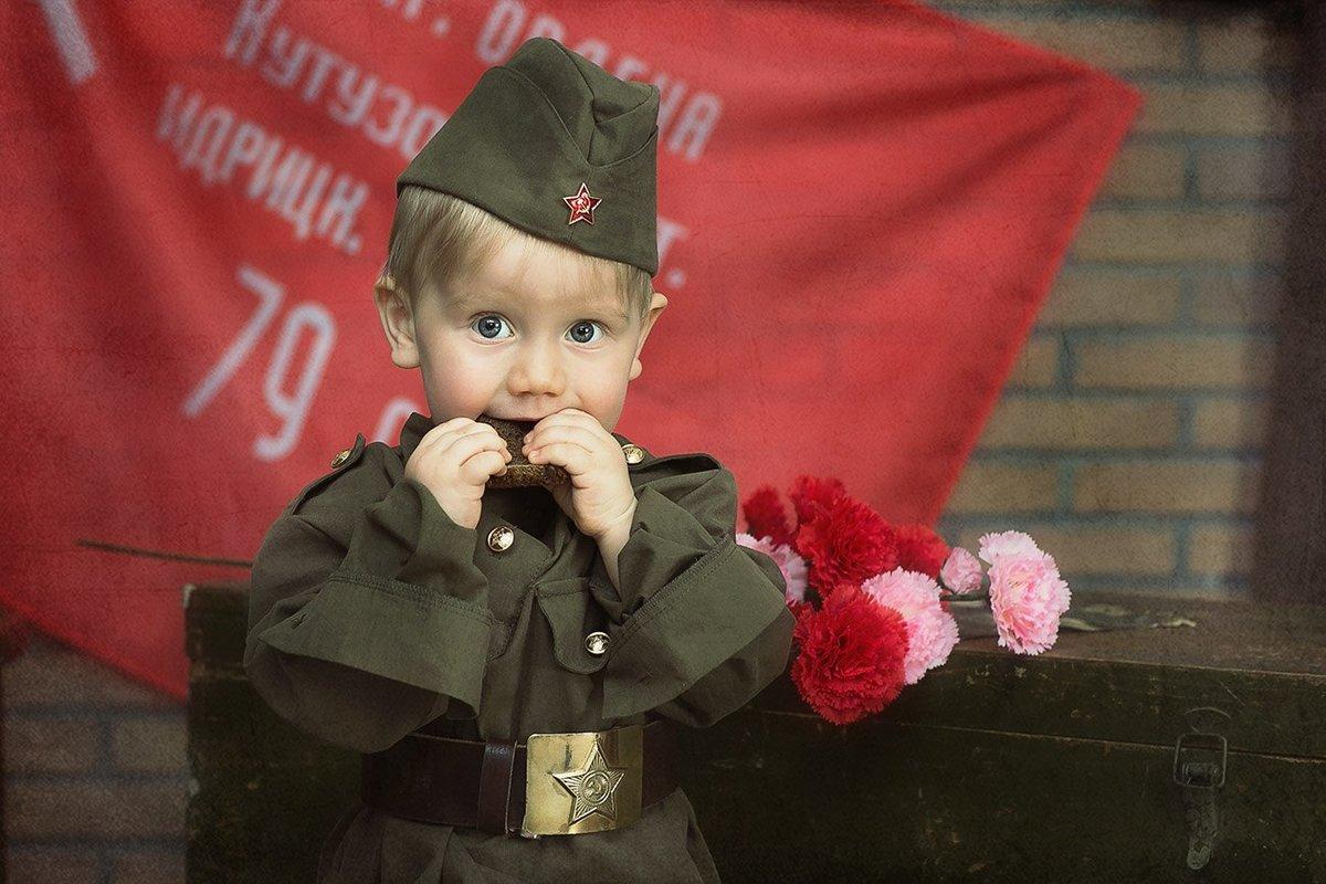 Месяца сыночку, картинки с победой 9 мая дети