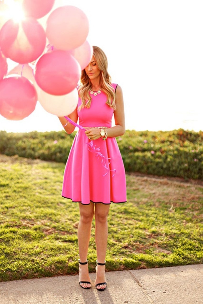 21 Stylish Ways to Wear Pink This Summer