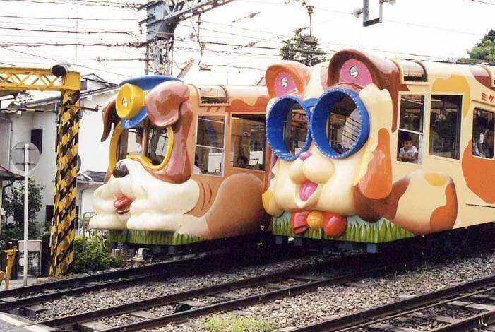 Смешные картинки поездов, фото