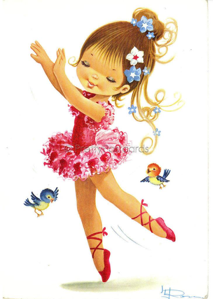 Картинки танцующие девочки
