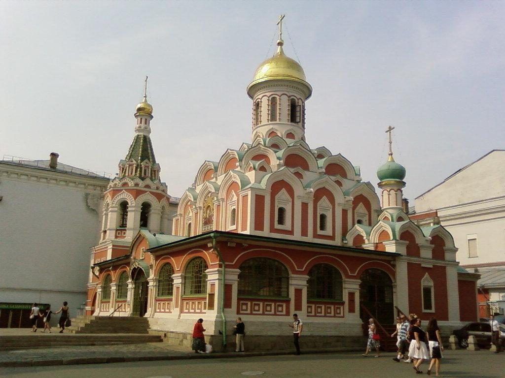 московские соборы и фото запомнили флинта