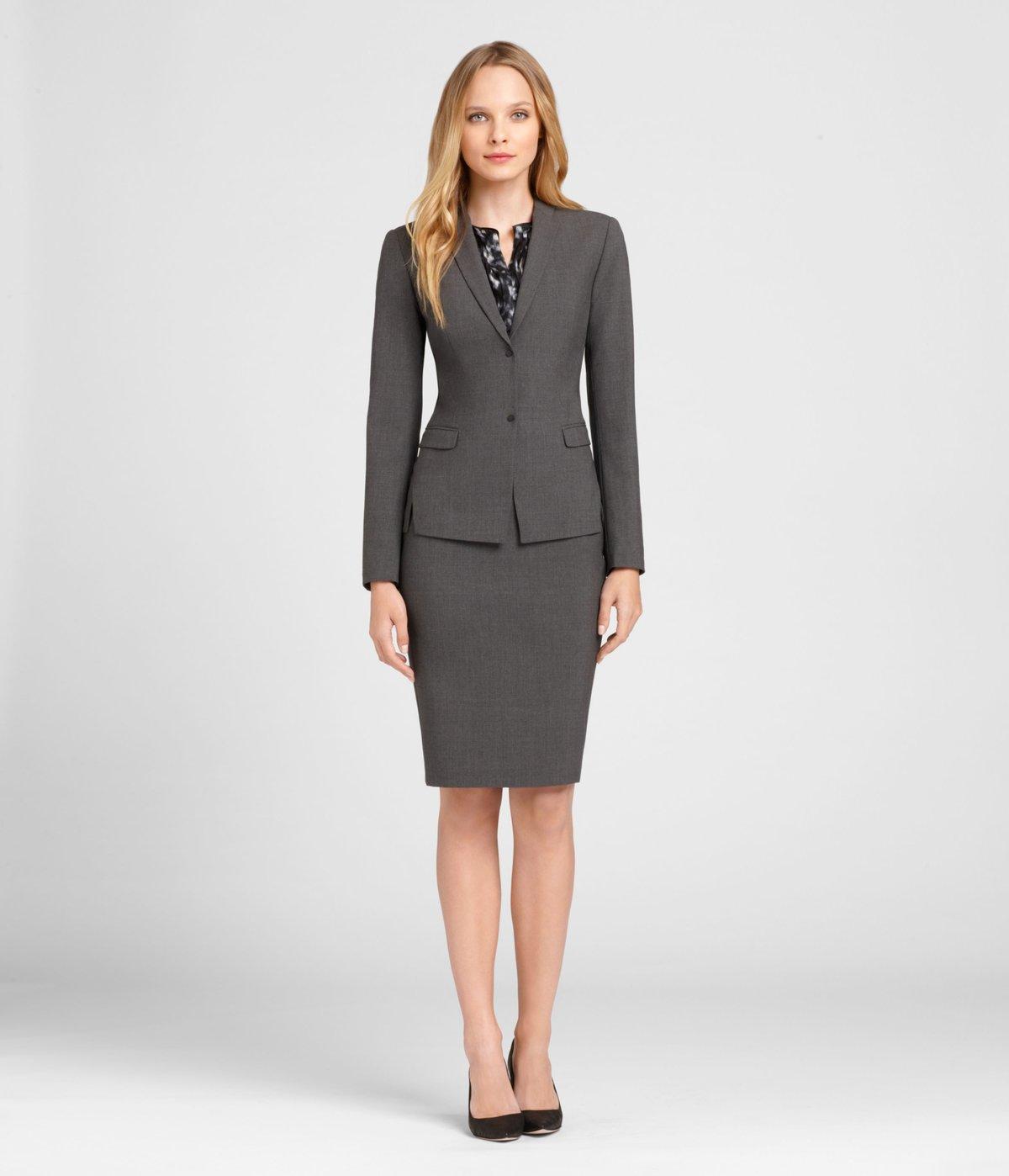 98adbc43e60 ... фото Женский деловой костюм - офисный костюм