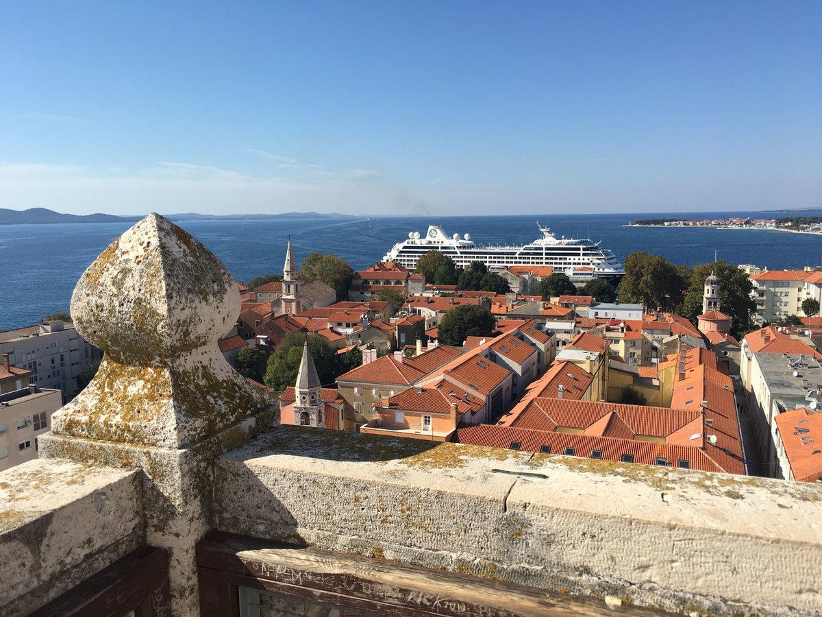 выяснилось, хорватия город задар фото как возможность создать