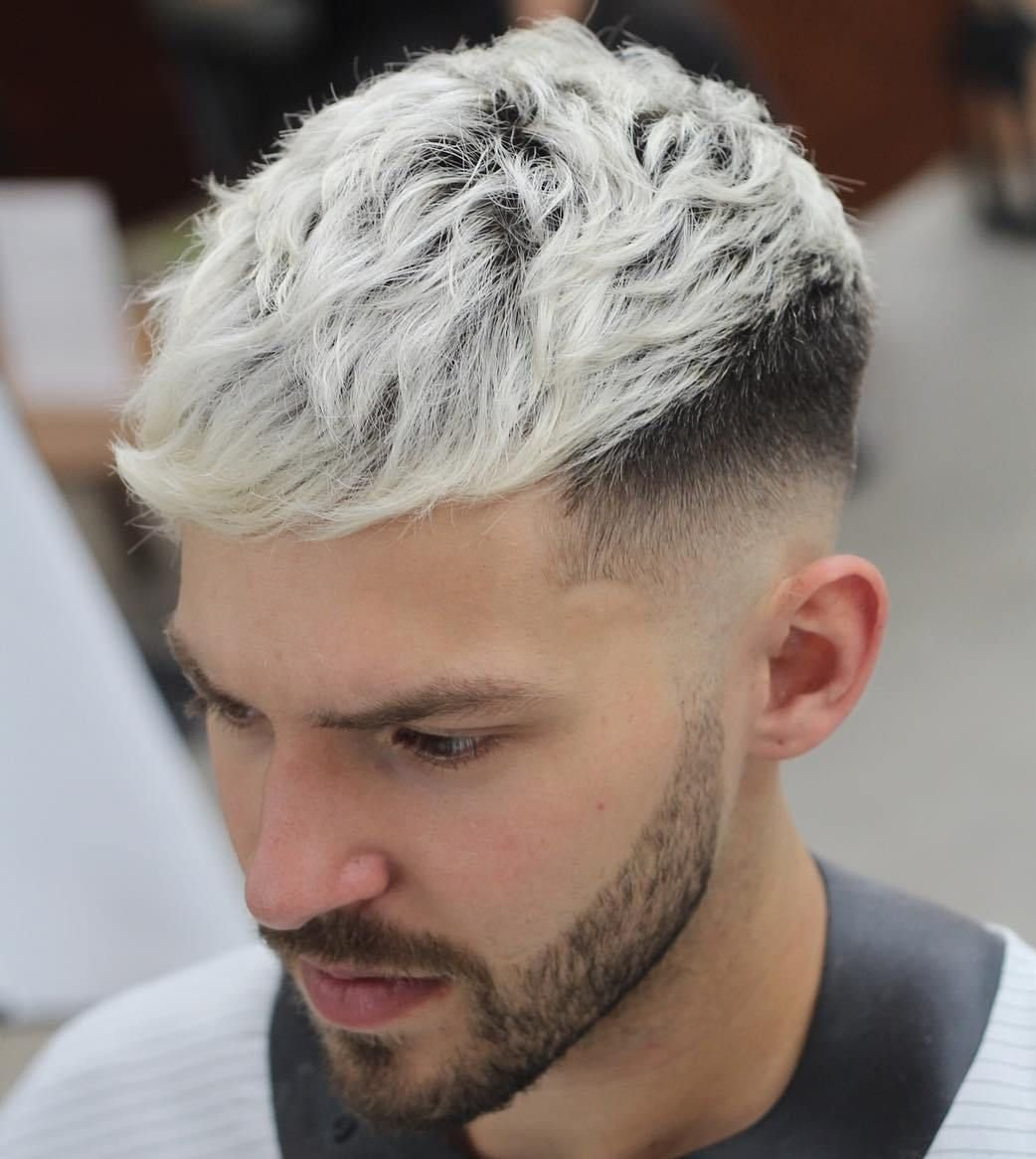 mens hair color trends 2017 - 667×1000