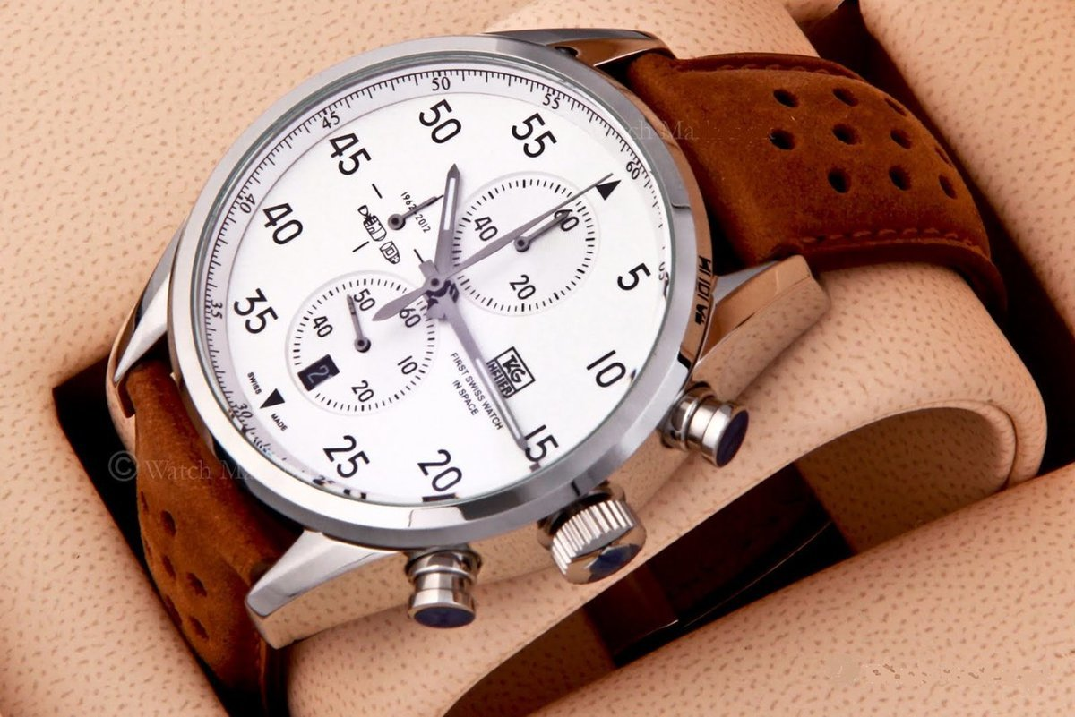 Tag heuer carrera space x кварц