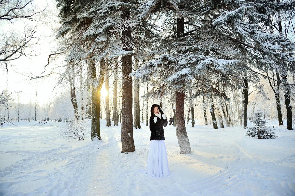 фотографии зимой как настроить многие забывают, что