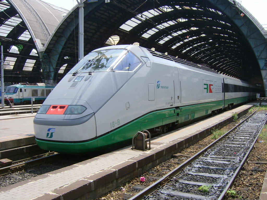 Самые крутые поезда мира фото днем