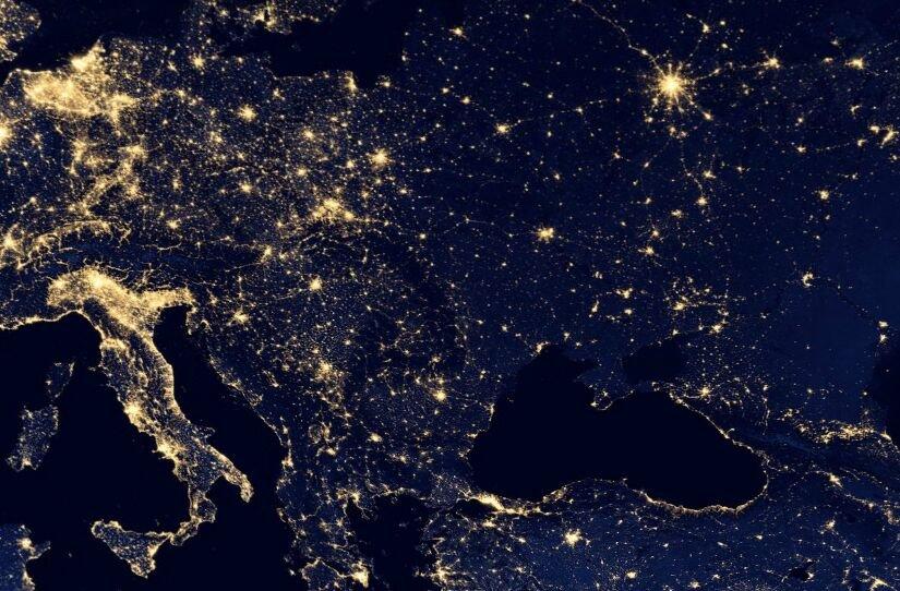 фото с космоса в реальном времени украина пышное растение