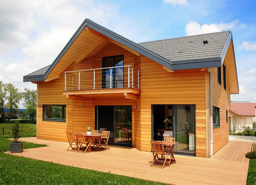знаю новые деревянные дома с мансардой фото эти рекомендации