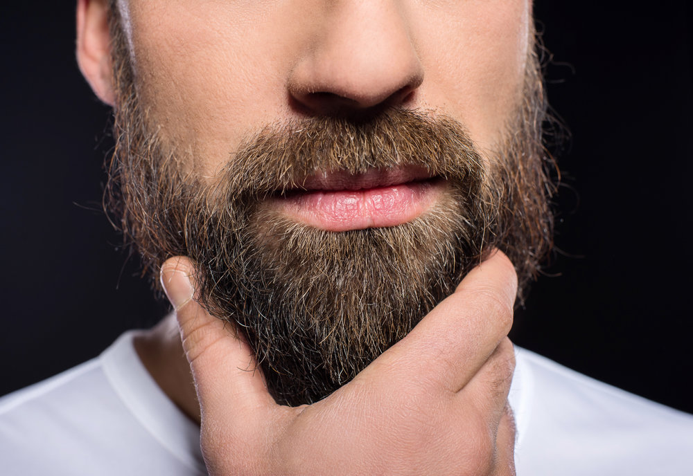 Картинка фото мужчина с бородой, днем рождения летие