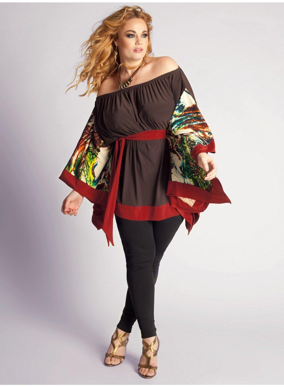 plus size women's clothing