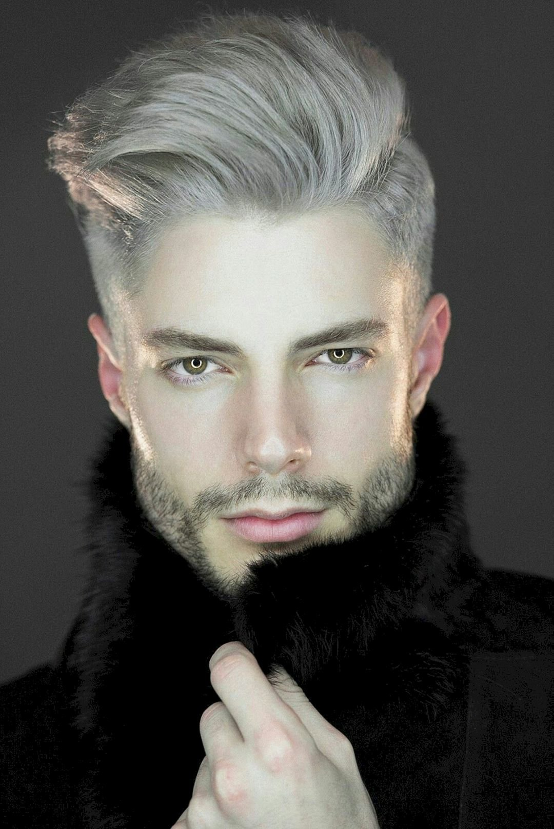 mens hair color trends 2017 - 736×1102