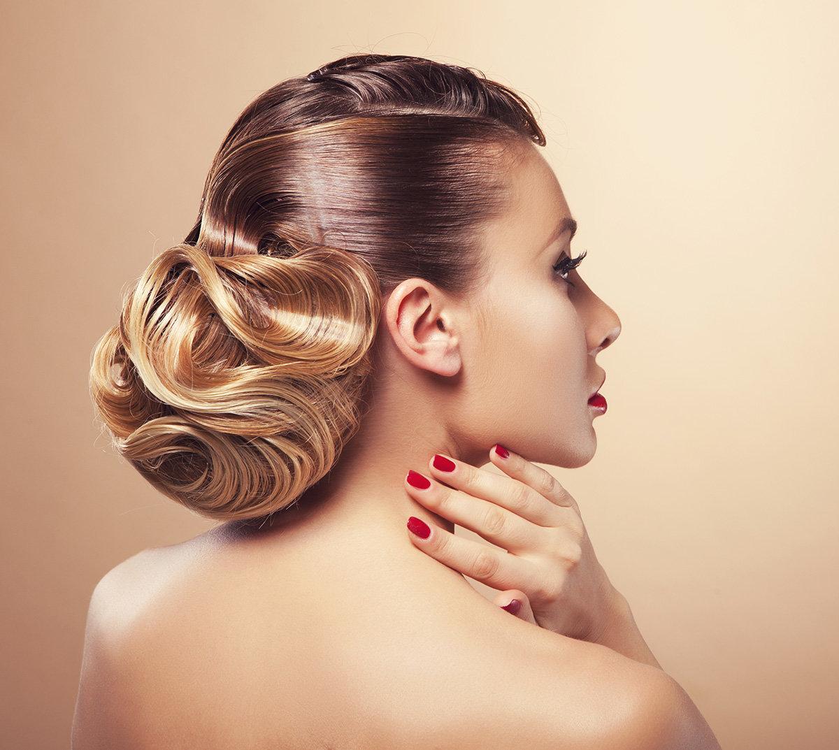 картинки модные волосы нарядить новогоднюю ёлочку
