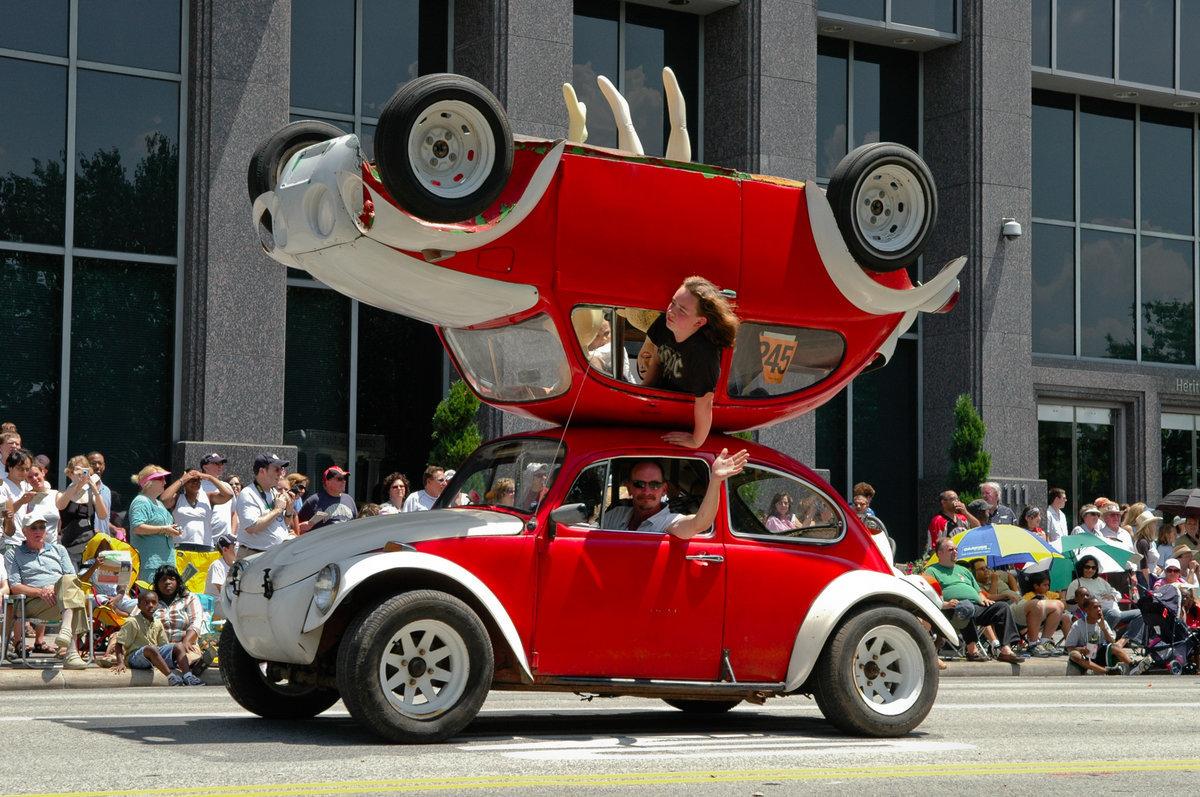 Смешная картинка автомобиль