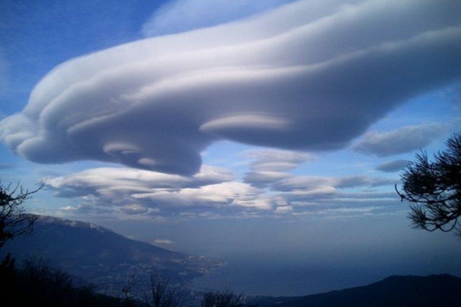 интересные картинки из облаков строительство казарм