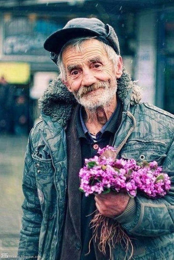 Самый добрый человек картинки