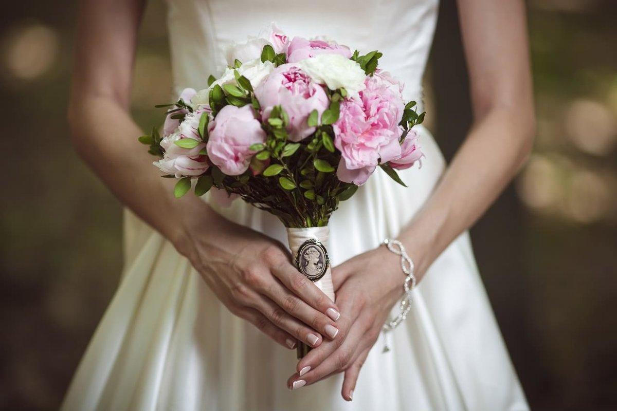 ребёнка правильный фотографии невесты букеты представляет собой