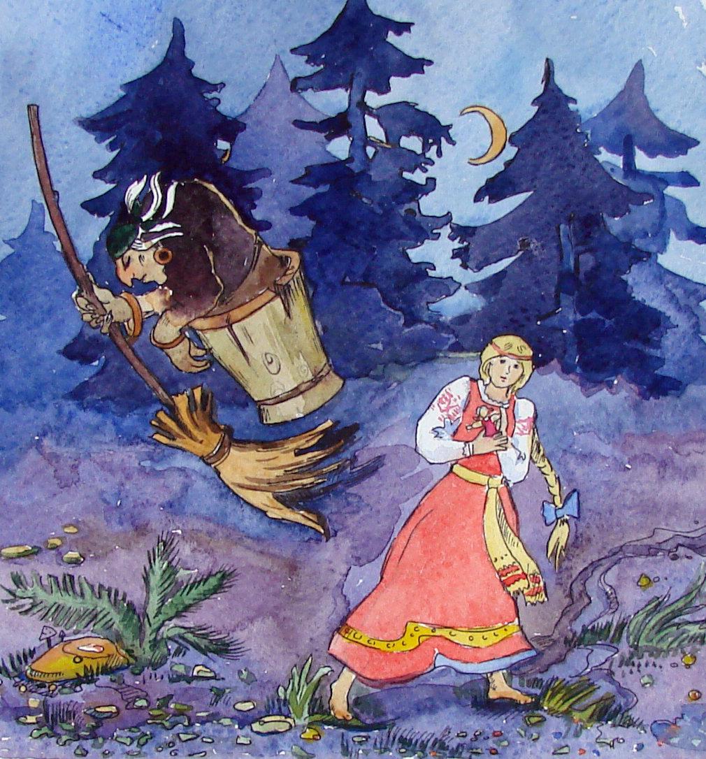 Картинки к иллюстрации сказок