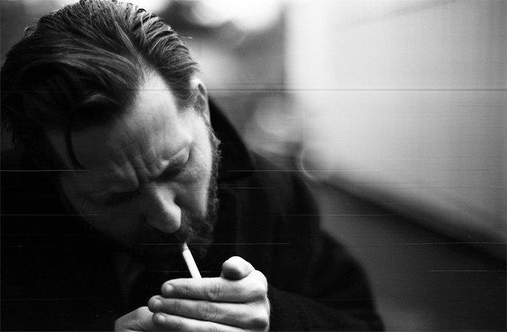 Картинка мужика с сигаретой