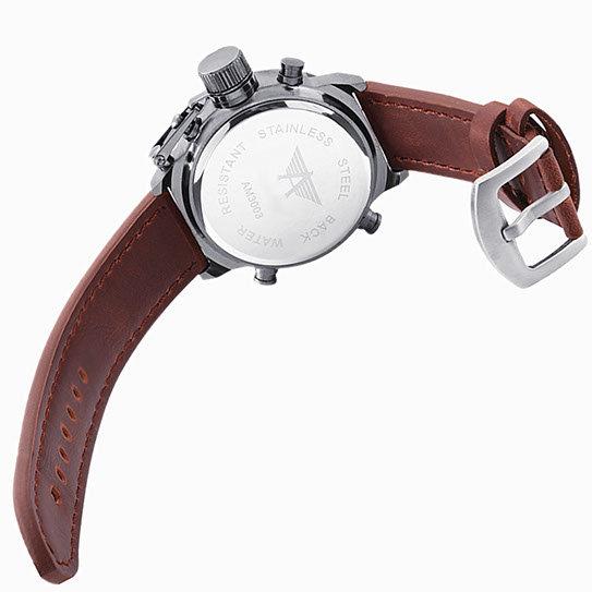 715c4b0e7204 Мужские часы AMST армейские часы АМСТ, цена 1230 руб, купить в москве  недорого в
