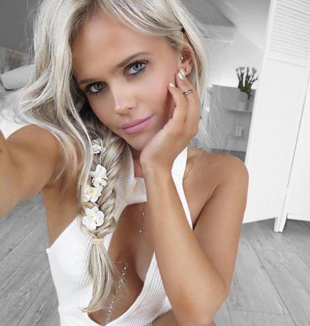 Этот пост мы посвящаем ценителям истинной женской красоты, которым нравится любоваться по-настоящему красивыми девушками.
