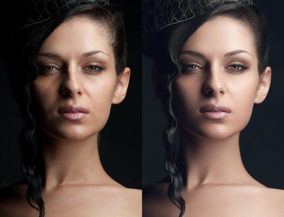 какие есть художественные обработки фото гонконге моделей