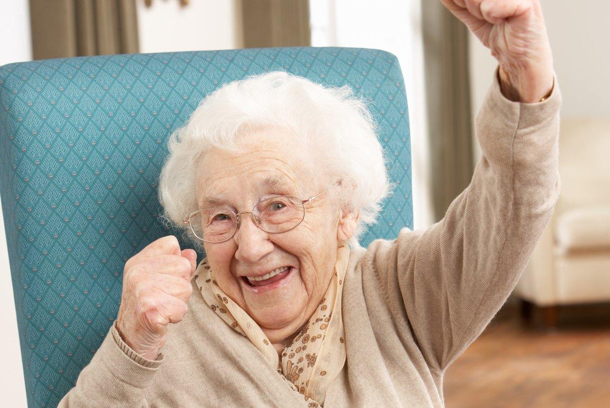 Пенсионер веселые картинки