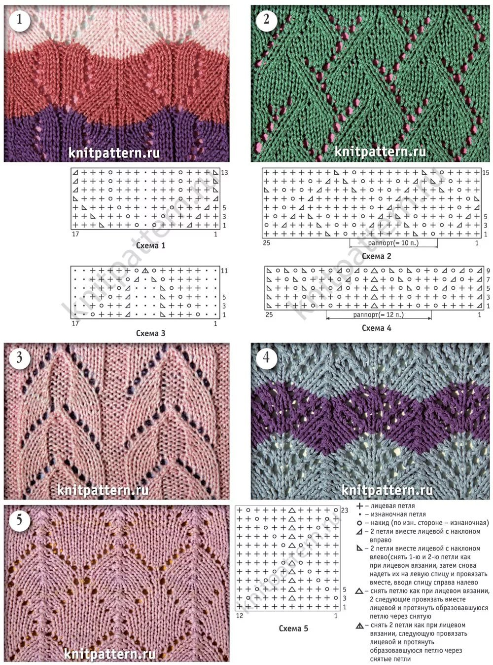 Картинки вязание спицами узоры