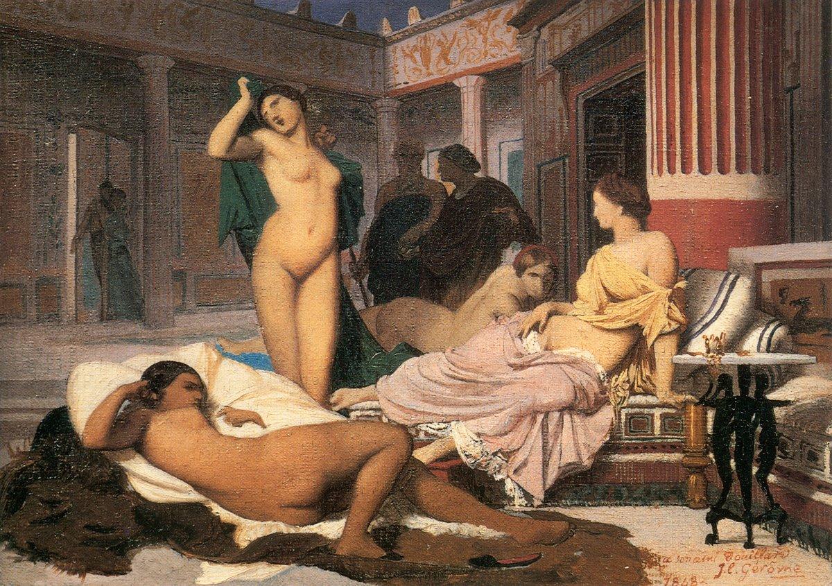 эротика в древнем риме