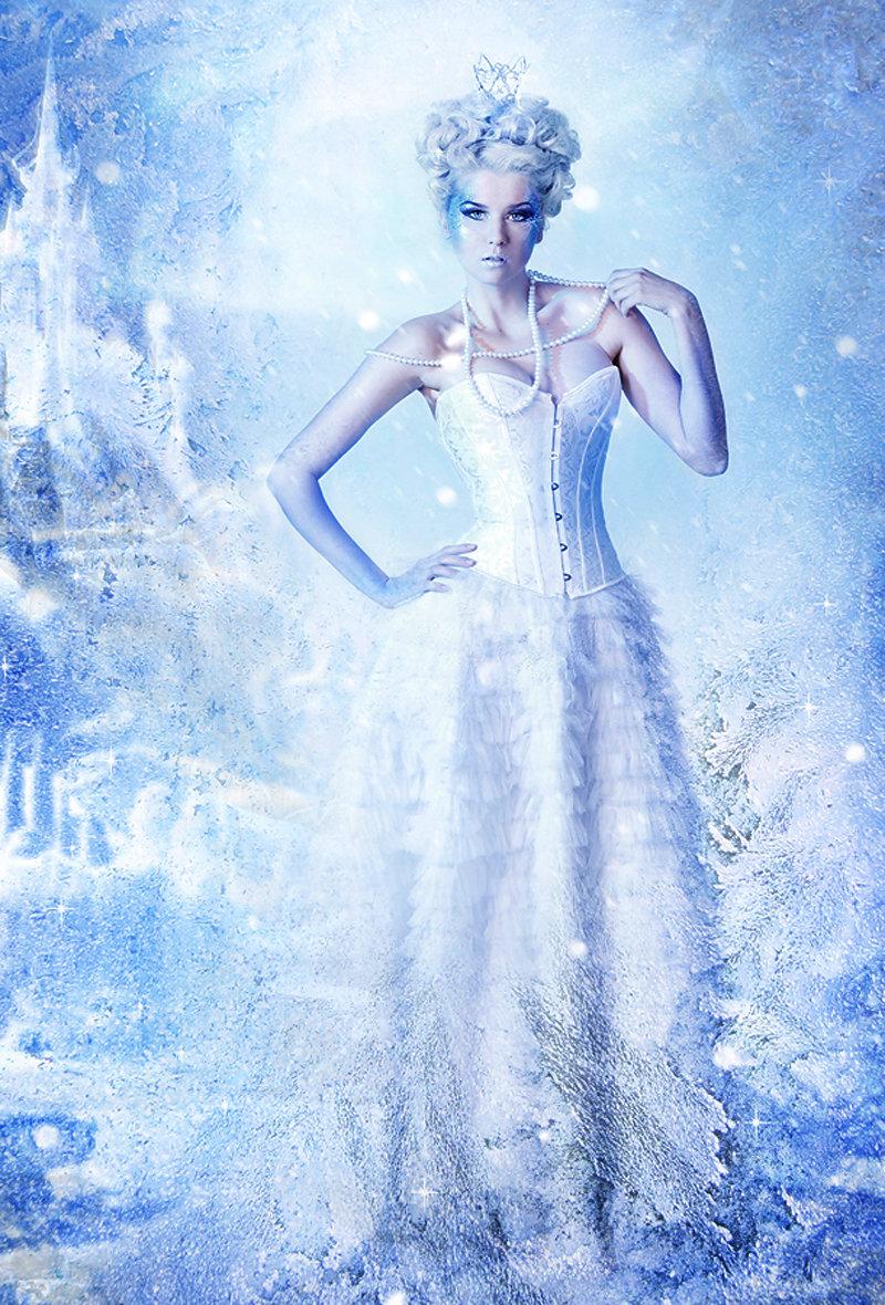 картинки снежная королева все съедобный букет
