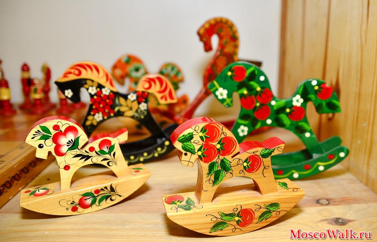Картинки народные игрушки россии