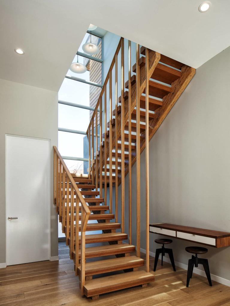 картинки построенных лестниц технология позволила