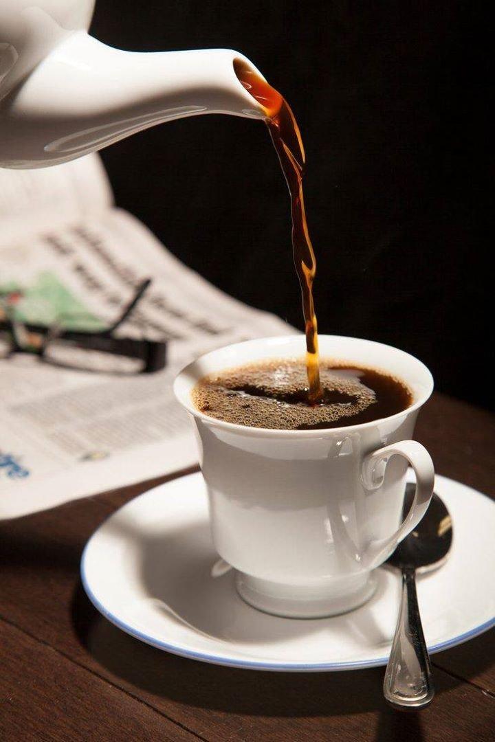 Картинка анимация чашка кофе