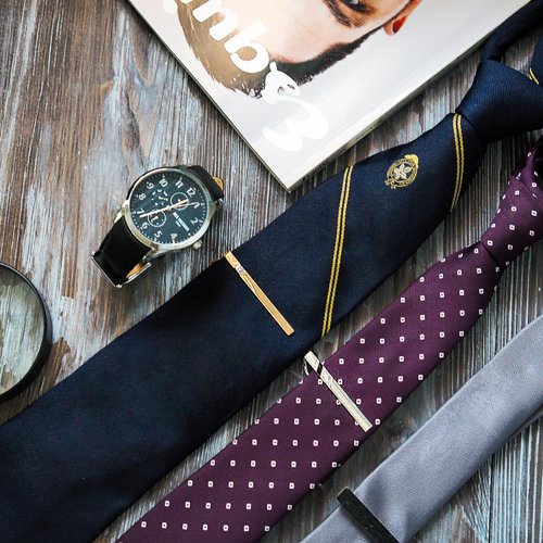 Днем рождения, открытки галстук часы