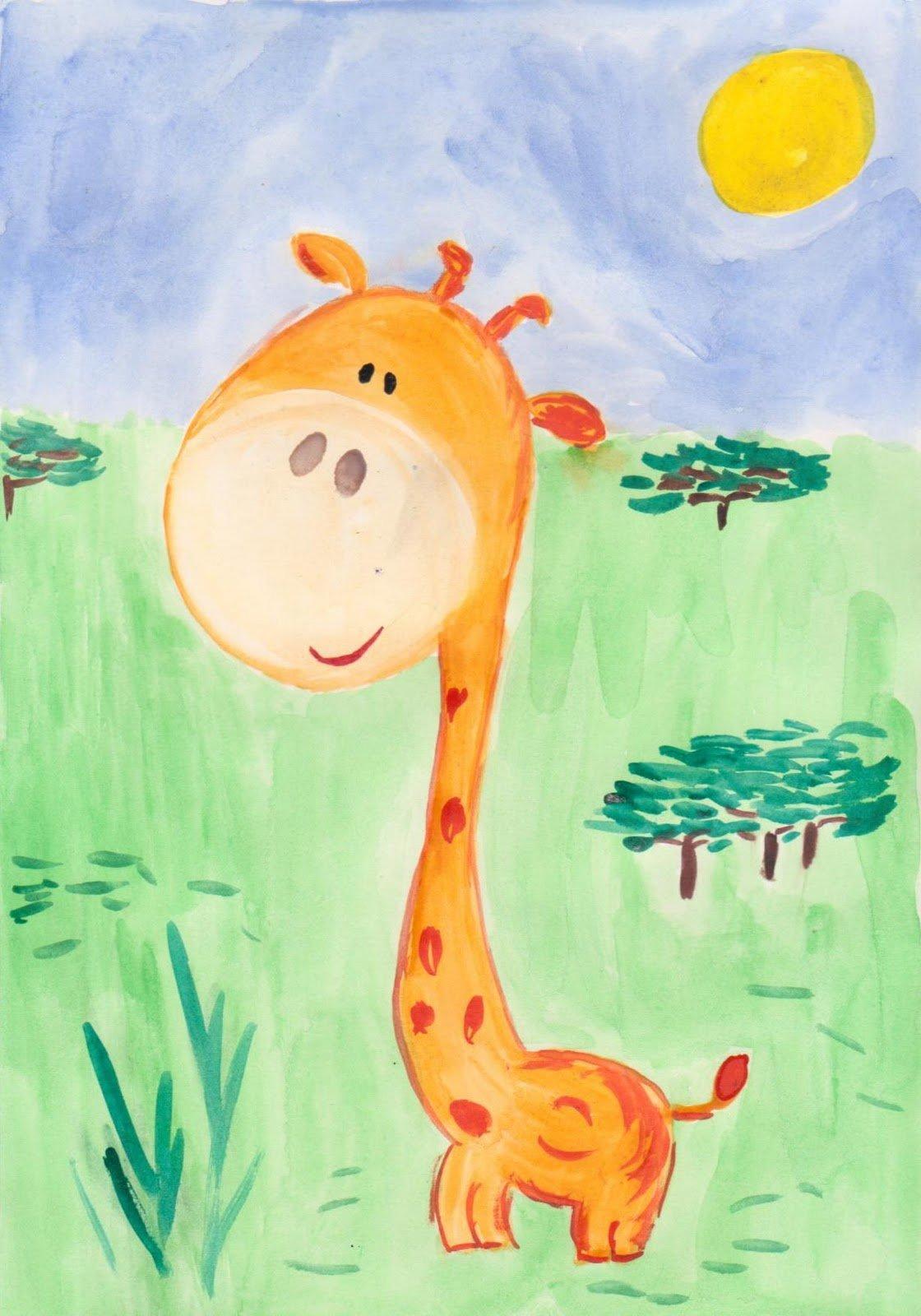 Надписями, картинки рисование для детей