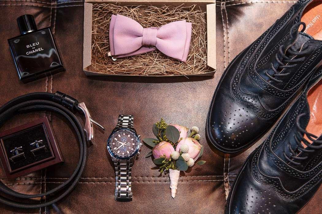 Свадебные аксессуары для жениха