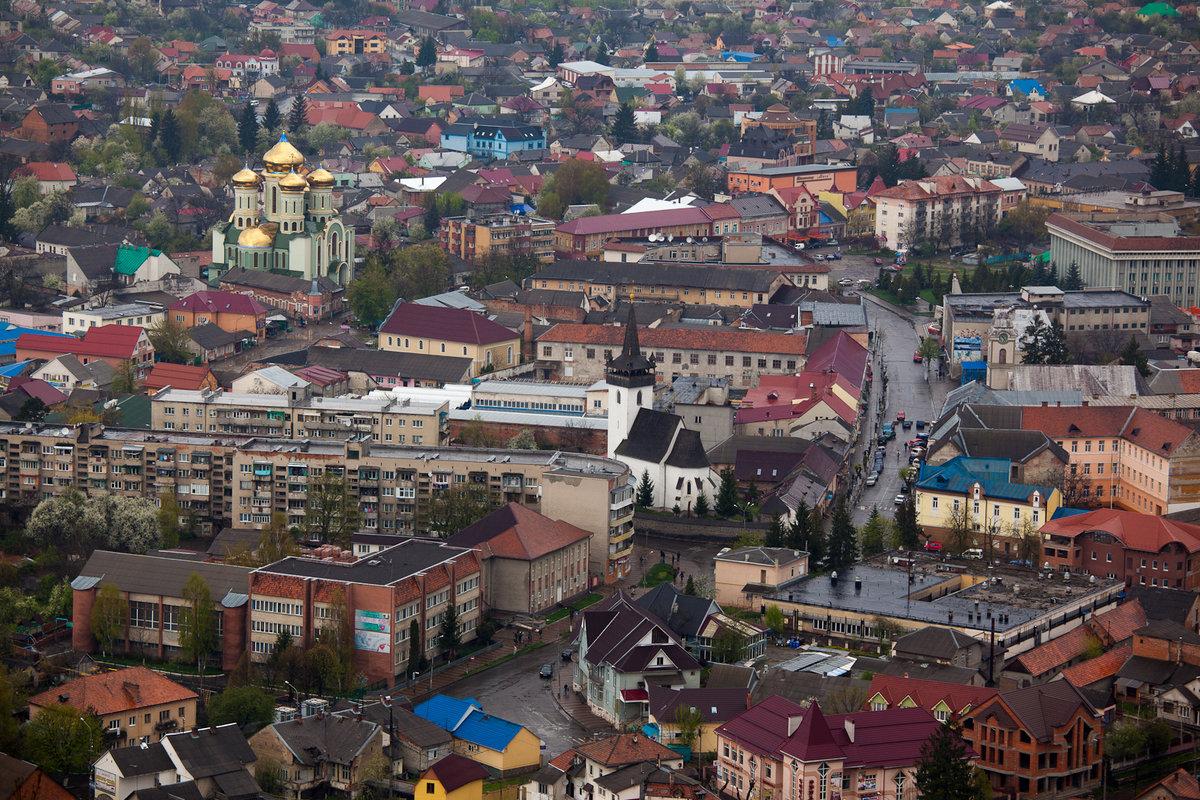 Прекрасная Украина