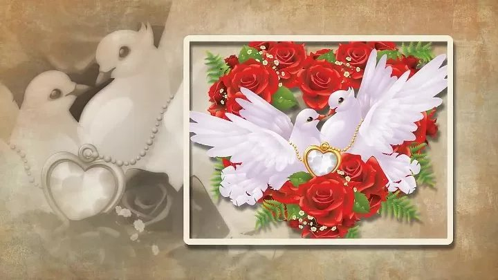 Открытки днем свадьбы тетерева
