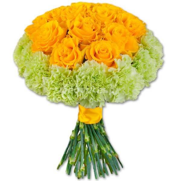 Цветы кузьминки, простые букетов из живых цветов для начинающих