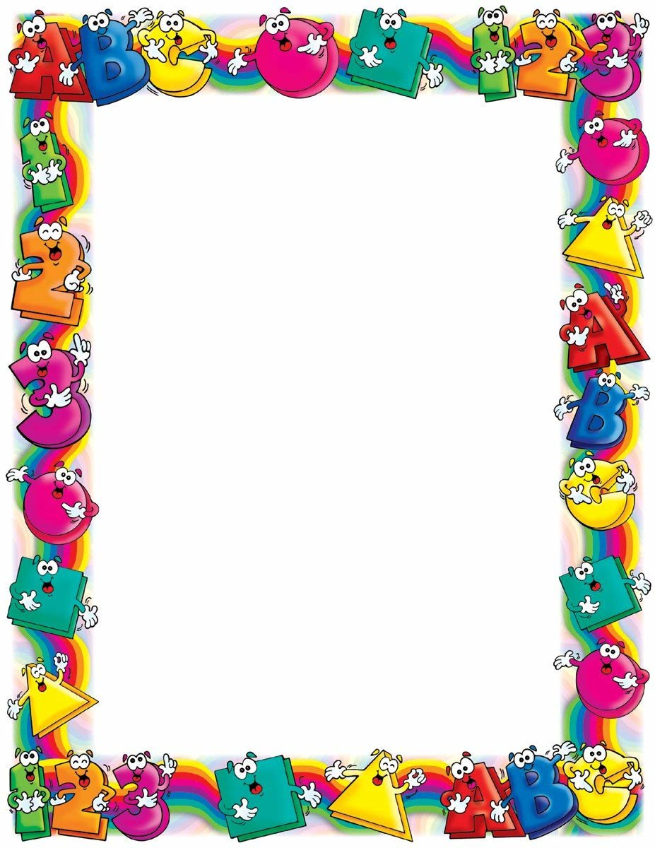 Рамка для текста картинки для детей на прозрачном фоне