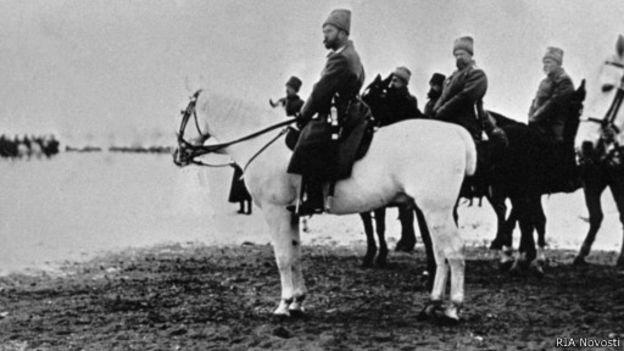 Николай Второй полагал, что сделал все возможное, чтобы избежать войны