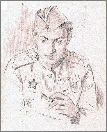 рисунки карандашом солдат вов поддержка близких даст