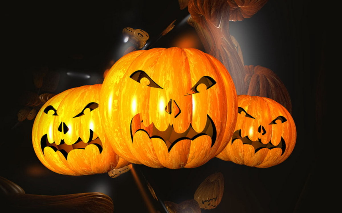 картинки хэллоуин самые красивые современном тренажерном