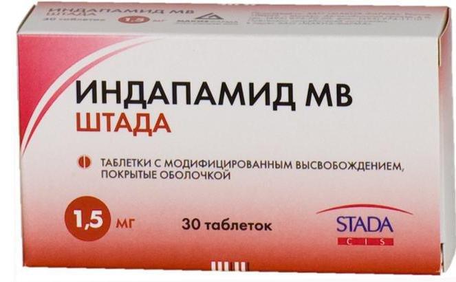 Диуретики препараты список