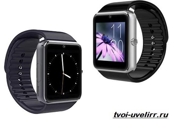 Умные часы smart watch gt08 настройки