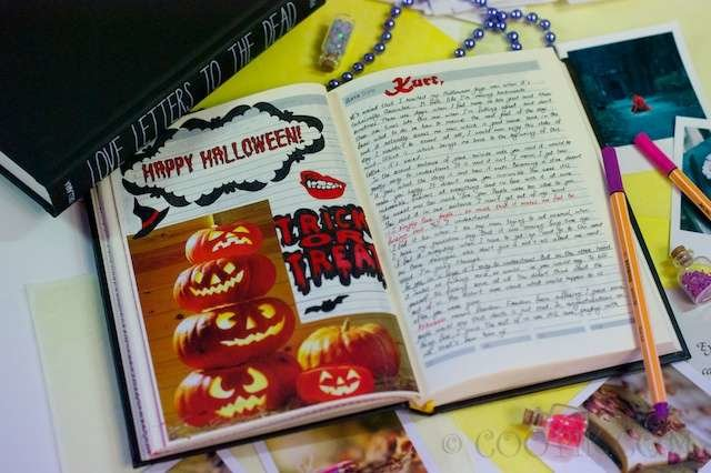 вид картинки хэллоуина в личный дневник облака