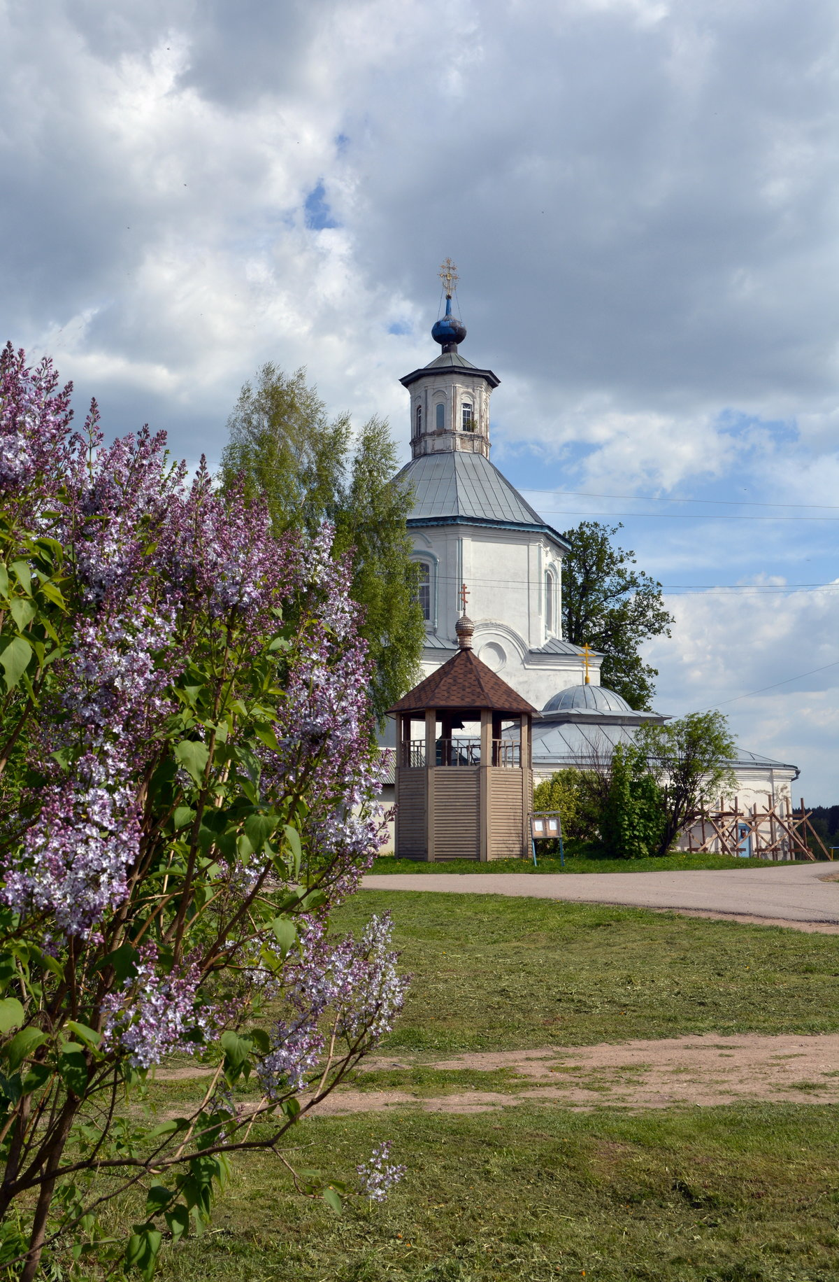 Троицкая церковь в Мосальске