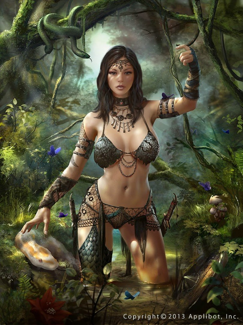 Удачи картинки, картинки амазонки девушки нарисованные