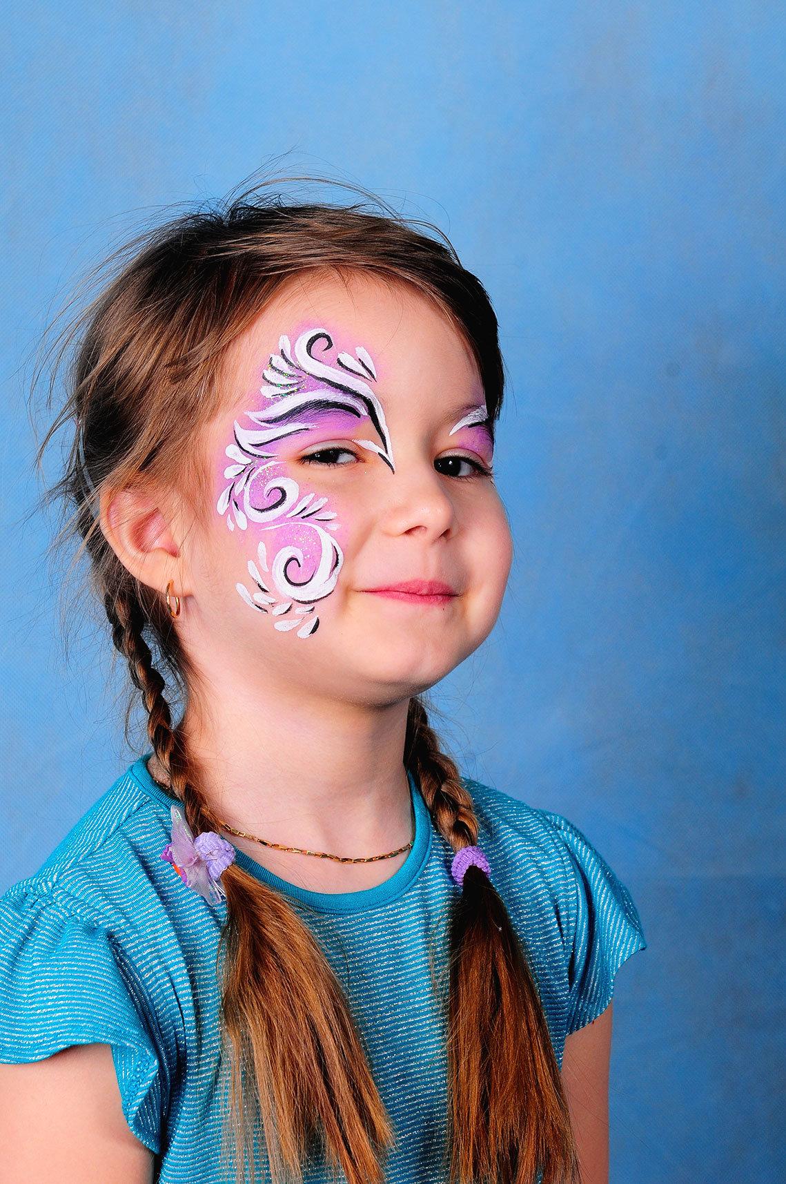 картинки рисунки на лице легко и просто полноценный курс лечения